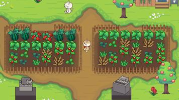 Screenshot 3: 貓咪森林:治癒露營