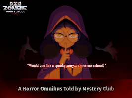 Screenshot 1: Zombie High School : Dark Kitchen