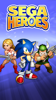 Screenshot 1: SEGA Heroes