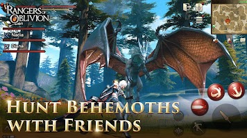 Screenshot 1: Rangers of Oblivion