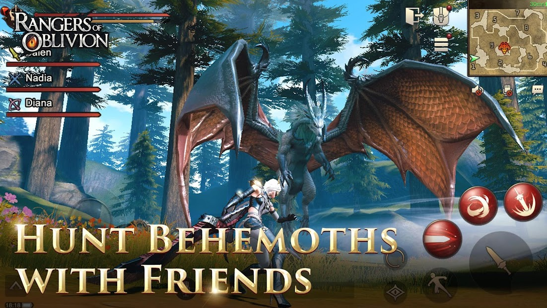 Download] Rangers of Oblivion - QooApp Game Store