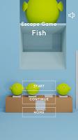 Screenshot 3: 逃離魚的房間