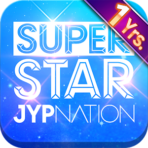 Icon: SuperStar JYPNATION