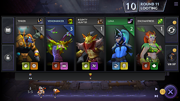 Screenshot 2:  Dota Underlords