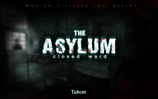 Screenshot 1: Asylum (Horror game)
