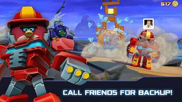 Screenshot 3: Angry Birds Transformers