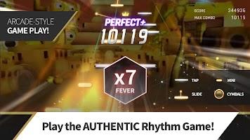 Screenshot 2: TAPSONIC World Champion - rhythm game