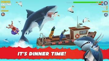 Screenshot 1: Hungry Shark Evolution   Global
