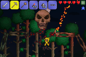 Screenshot 3: Terraria
