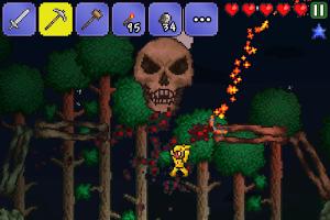 Screenshot 3: 泰拉瑞亞(試玩版)