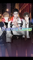 Screenshot 1: Fugitive Desires : Romance Otome Game