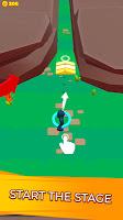 Screenshot 1: Stickman Dash
