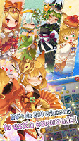 Screenshot 2: Summon Princess: Anime AFK SRPG