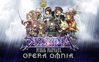 Screenshot 1: DISSIDIA FINAL FANTASY OPERA OMNIA (English)