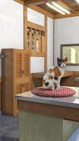 Screenshot 3: Escape Game:Sweets Shop-Wagashiya