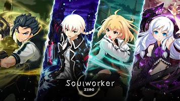 Screenshot 1: SoulWorker: Zero