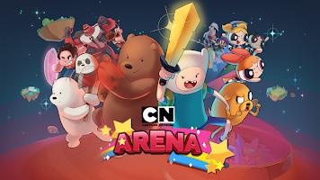 Screenshot 1: Cartoon Network Arena