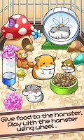 Screenshot 2: Hamster Life - 햄스터 라이프