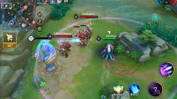 Screenshot 1: 傳說對決 Arena of Valor | 英文版