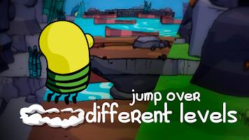 Screenshot 2: Doodle Jump Adventure