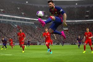Screenshot 1: 世界足球競賽 2020/實況足球 2020