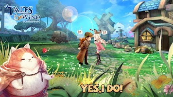 Screenshot 3: Tales of Wind | English