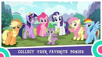 Screenshot 1: MY LITTLE PONY: Magic Princess