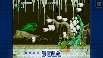 Screenshot 3: Altered Beast