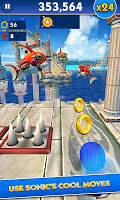 Screenshot 3: Sonic Dash