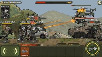 Screenshot 3: 物種戰爭:三角洲