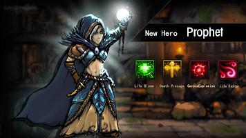 Screenshot 2: Dungeon Survival - Endless maze
