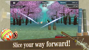 Screenshot 2: 武士之劍