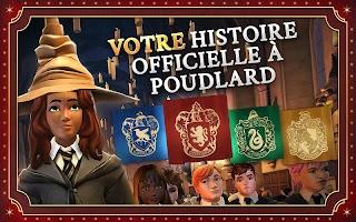 Screenshot 1: HARRY POTTER Secret à Poudlard