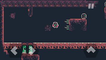 Screenshot 4: DERE EVIL EXE: Meta Horror Pixel Platformer