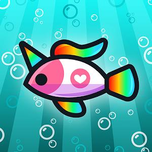 Icon: 유휴 물고기 수족관