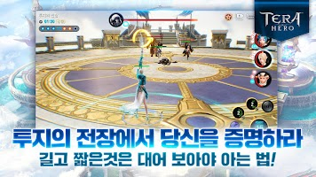 Screenshot 3: Tera Hero