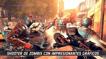 Screenshot 1: UNKILLED - Shooter multijugador de zombis
