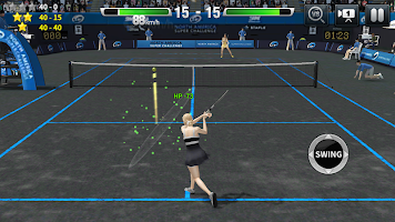 Screenshot 2: 얼티밋 테니스