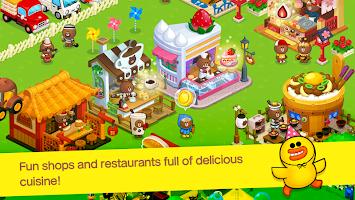 Screenshot 2: Brown Farm