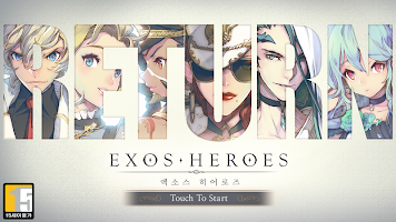 Screenshot 1: Exos Heroes