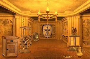 Screenshot 1: Escape Game - Uncertain Path