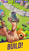 Screenshot 1: 頑強小隊:MMO War