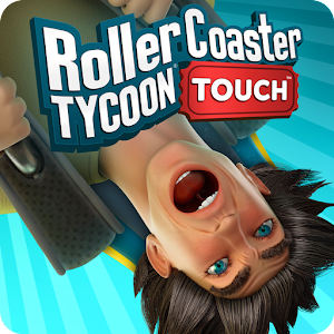 Icon: RollerCoaster Tycoon Touch - Build your Theme Park