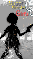Screenshot 1: SilhouetteGirl