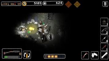 Screenshot 3: 生存的考驗