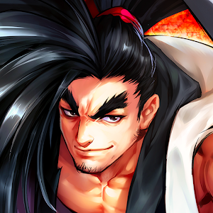 Icon: SAMURAI SHODOWN M | Japanese