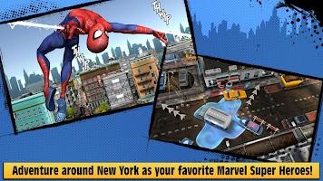 Screenshot 2: Marvel Hero Tales