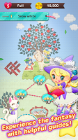 Screenshot 3: Wonder Flash - A mystical match 3 puzzle game