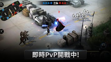 Screenshot 2: 星球大戰:原力戰場