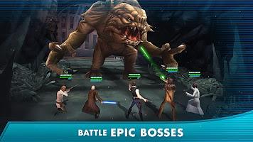 Screenshot 4: Star Wars™: Galaxy of Heroes